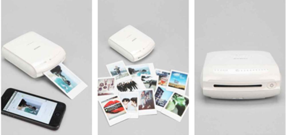FujifilmInstax Instant Smartphone Printer, $199,urbanoutfitters.com