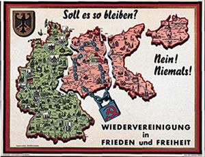 Plakat BdV z 1966 roku (źródło: Bundesarchiv, plakat 006-035-011   www.blz.bayern.de/blz/eup/01_10/2.asp )