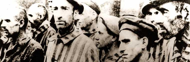 Więźniowie KZ Natzweiler-Struthof (źródło:  http://www.majoonline.de/GWS/natzweiler.html )