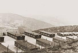 Obóz koncentracyjny w Natzweiler-Struthof (źródło:  www.freundederkuenste.de )