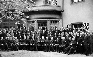 Pierwsze Walne Spotkanie BIS, 1931 rok (źródło:  http://www.marketoracle.co.uk/Article10112.html )