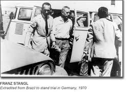 Franz Stangl's extradition from Brazil to Germany (source:    deuxiemeguerremondia.forumactif.com   )