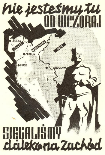 źródło:      http://commons.wikimedia.org/wiki/File:Nie_jestesmy_tu_od_wczoraj.jpg