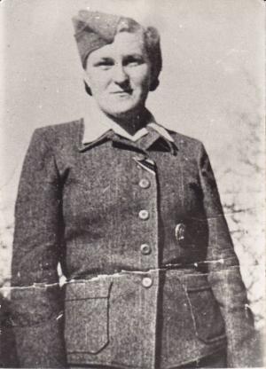 """Hermine Braunsteiner-Ryan,""""Stomping Mare"""" (source:  www.kurierlubelski.pl)"""