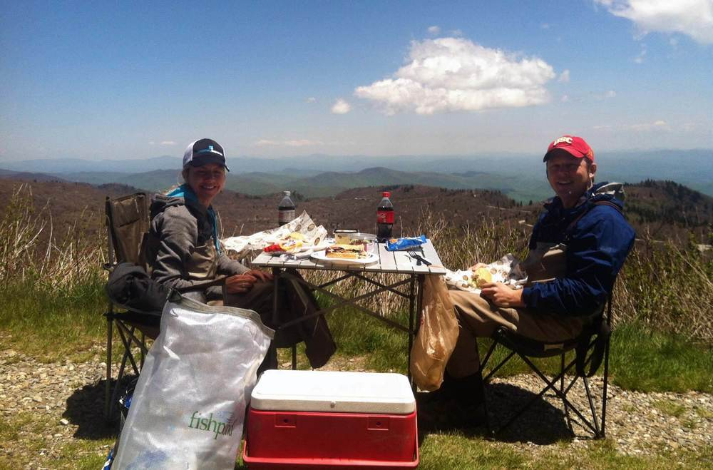 Copy of Blue Ridge Parkway - Asheville Fly Fishing company
