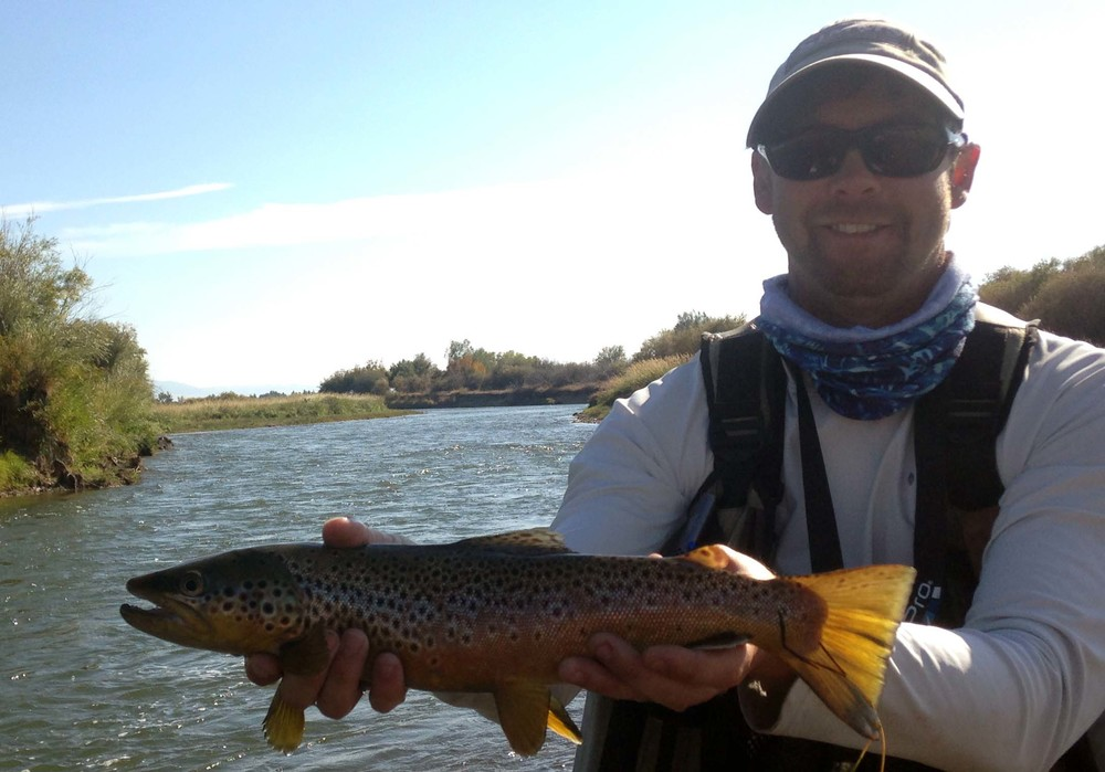 Guided Fly Fishing - South Holston River