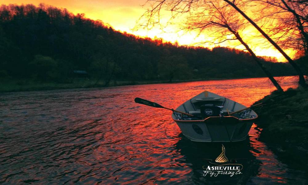 Smallmouth Bass on the Fly - Asheville Fly Fishing Company - Overnight Trips - Galen Kipar