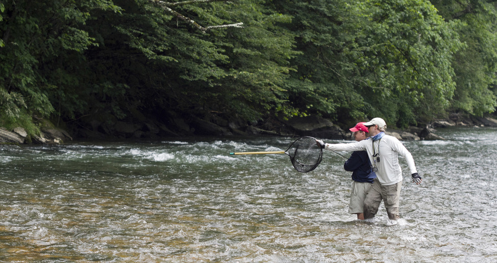 Copy of Asheville Fly Fishing Company