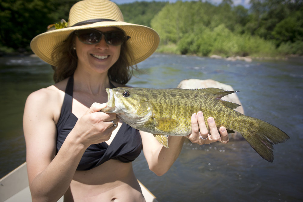 Smallmouth Bass Asheville