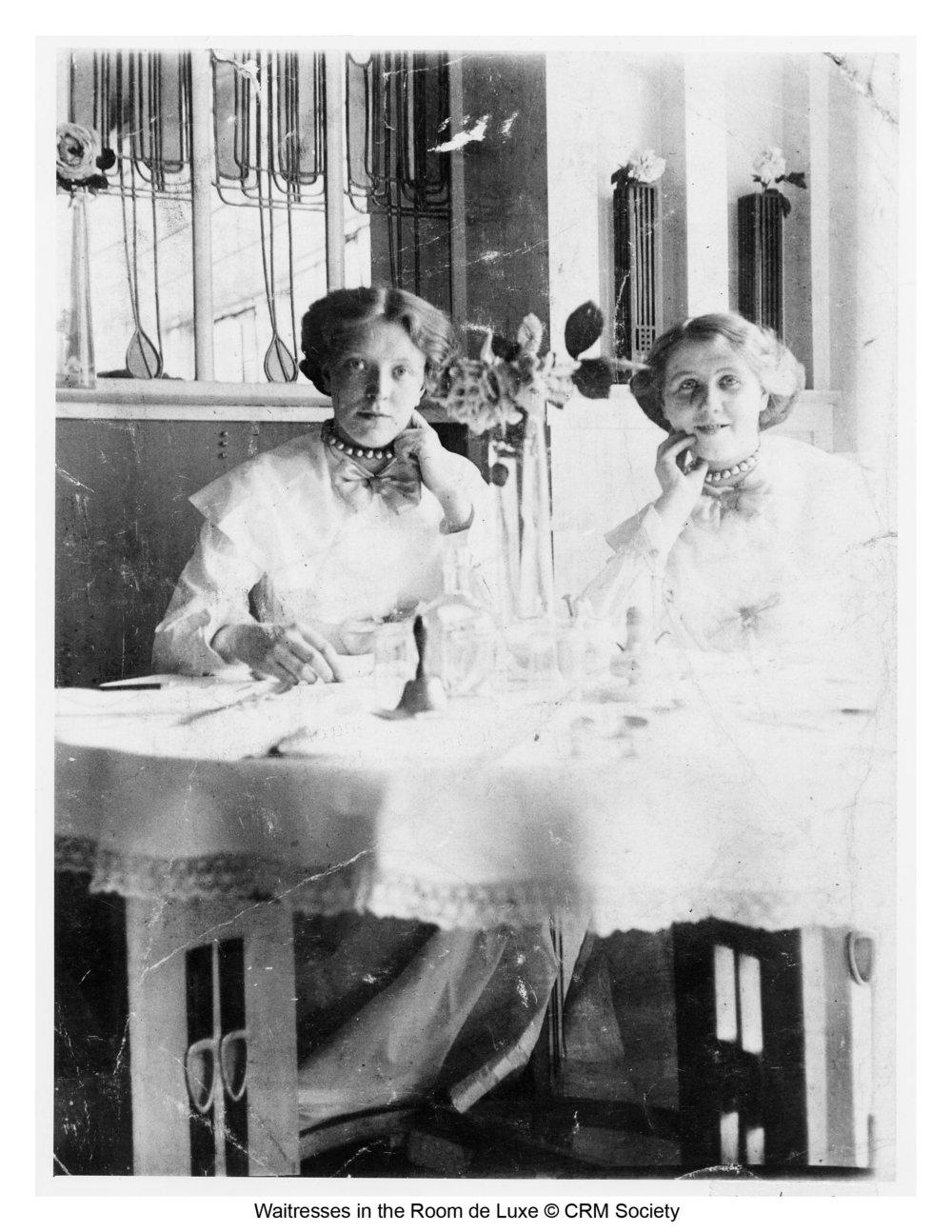 Waitresses in the Salon de Luxe -  CRM Society.jpg