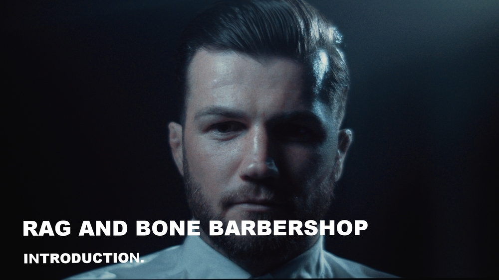 Rag and Bone Barbershop