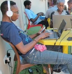 Africa tech hub