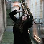 PJ Harvey records album at Somerset House