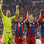 Bayern Munich brands