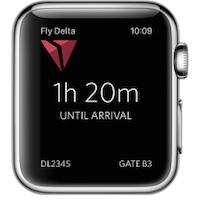 Delta Apple Watch app