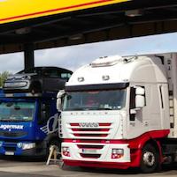 Shell trucker research