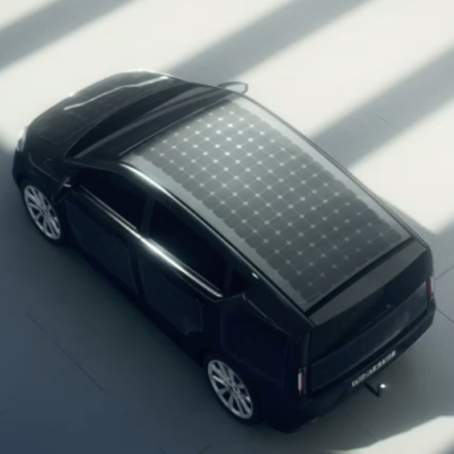 Sono Motors unveils its prototype battery- and solar-driven car