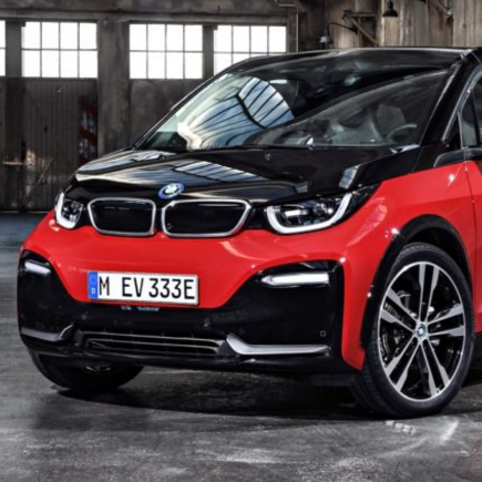 BMW plays design catch-up with Tesla as it makes its electric car that bit sportier...MORE