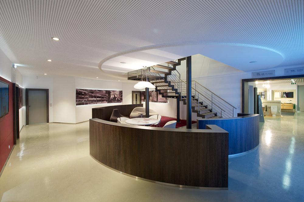 Business Lounge - Concept Interior Design