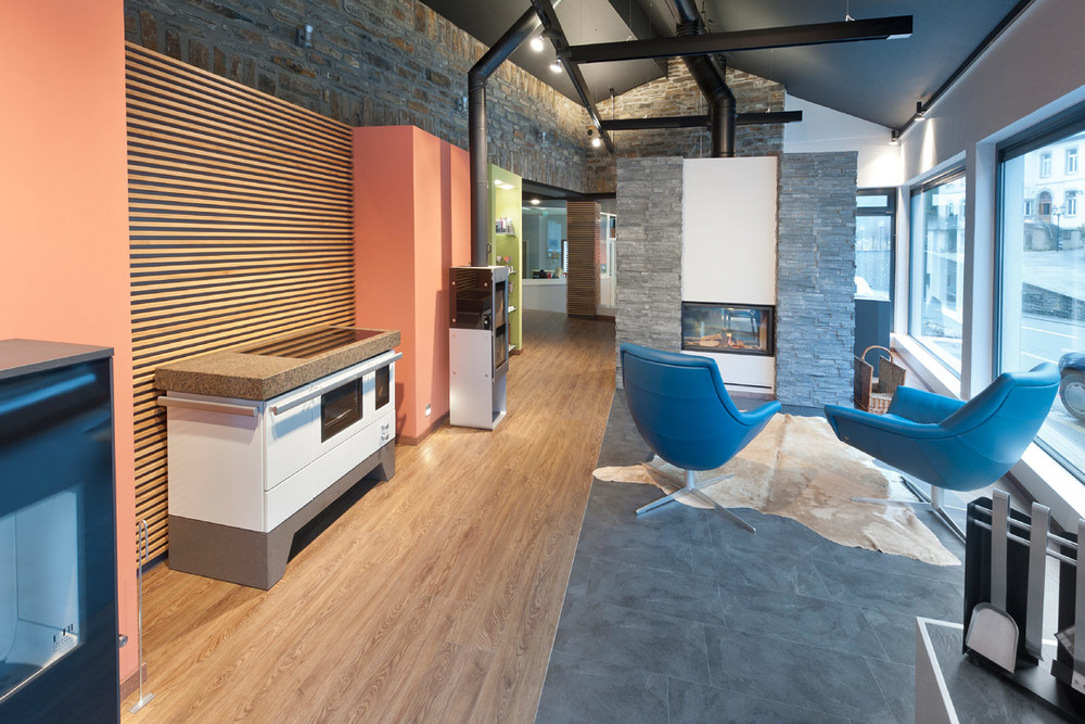 Showroom UEWEN & FEIER - Concept Interior Design