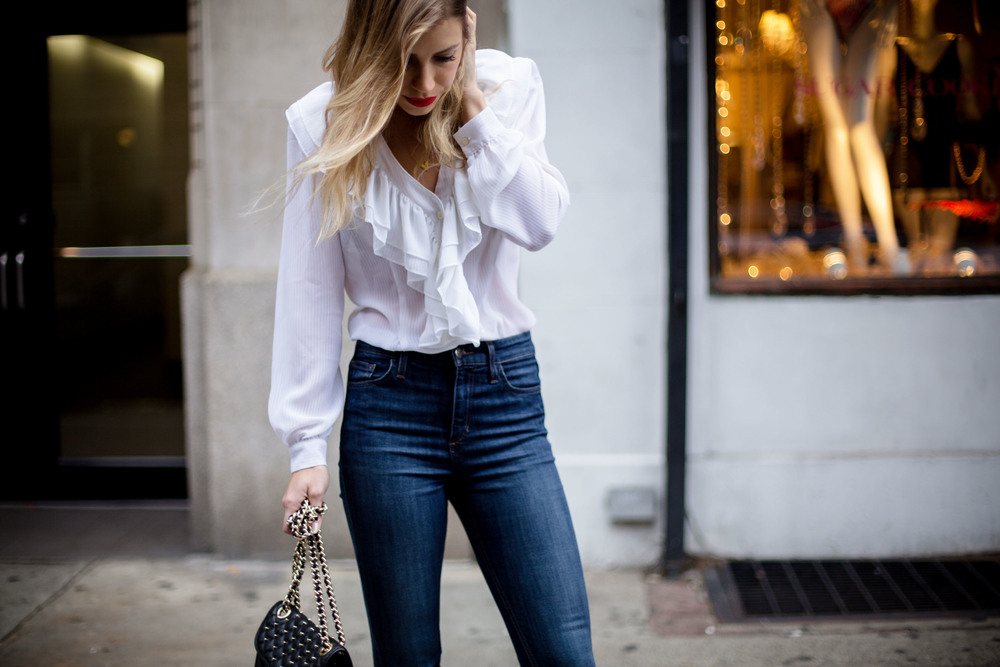 """Blouse: Reformation, Similar 
