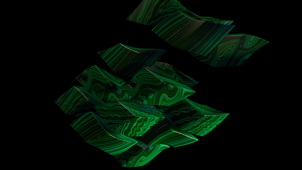 Duologue Malachite Shader