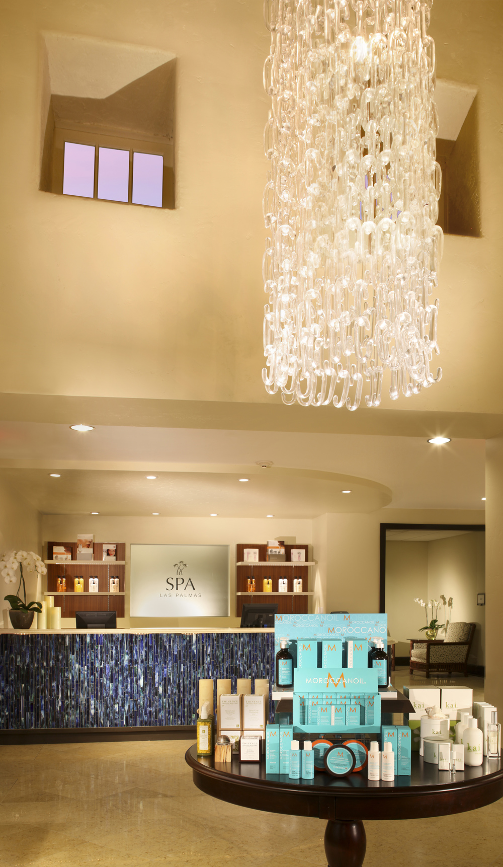 Las Palmas Spa Shop & Reception
