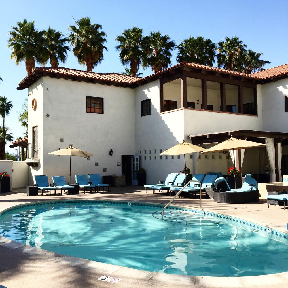 Las Palmas Spa - Private Pool