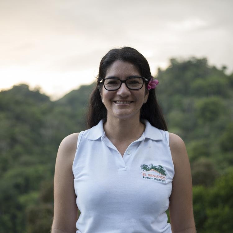 Silvia Solis - Gerente de operaciones El Remanso