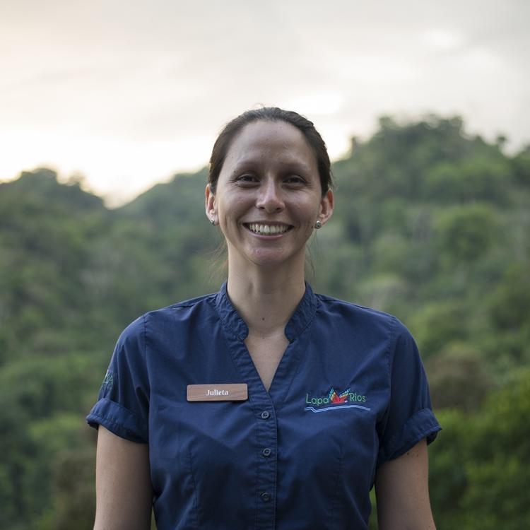 Julieta Chan - Gerente de sostenibilidad Lapa Ríos