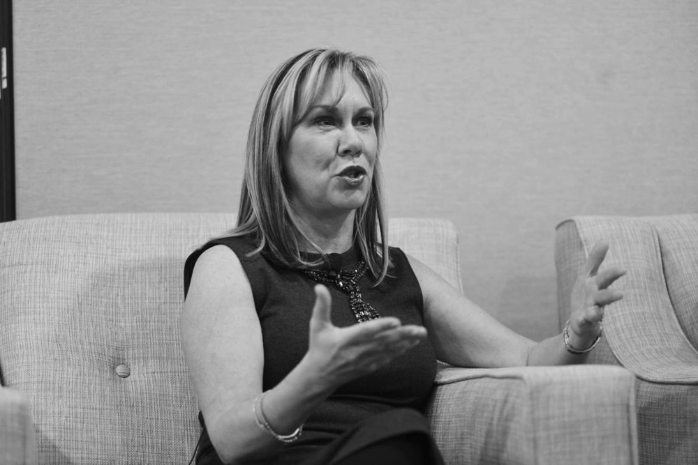 (Karen Fluharty founding partner and chief strategist at Strategy & Style Marketing Group)
