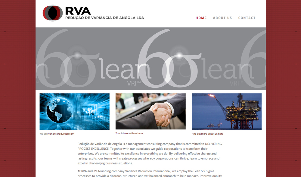 RVA homepage