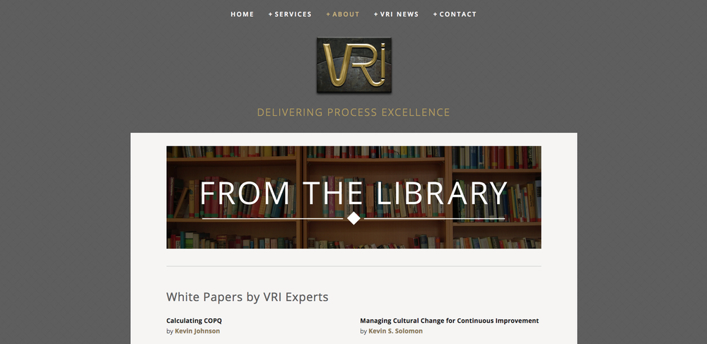 VRI Resources