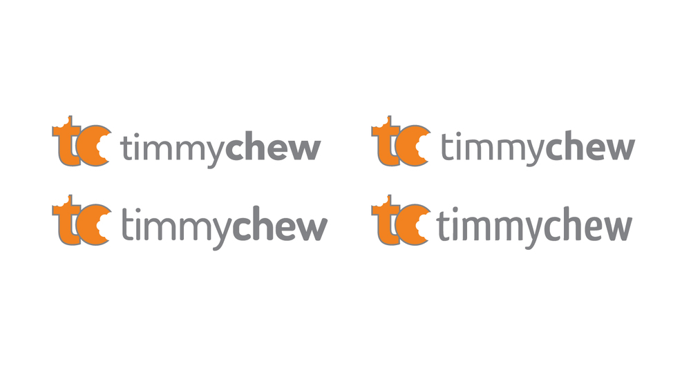 Timmy Chew Final Mark Font Selection