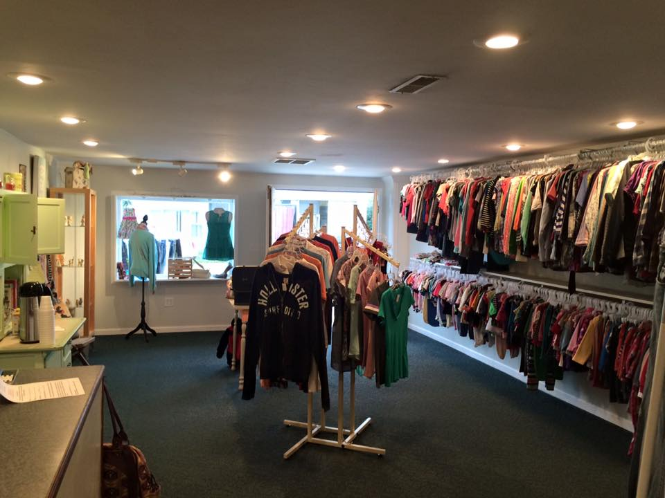 Jillyan's Main Store Area