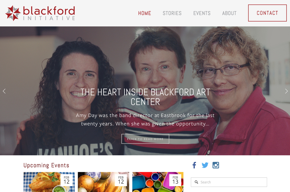 Blackford Initiative Homepage