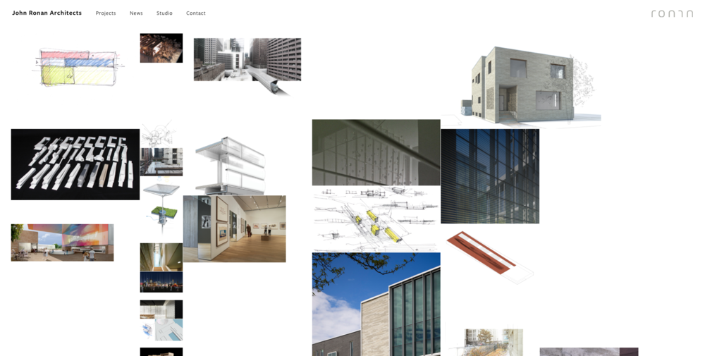John Ronan Architects Home Page