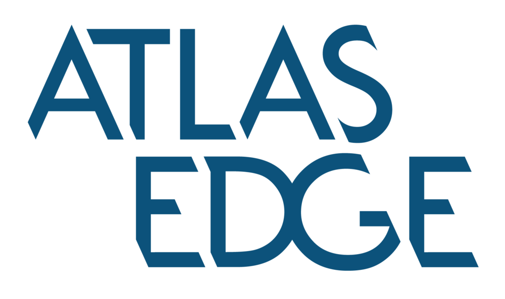 Atlas Edge Vertical logo