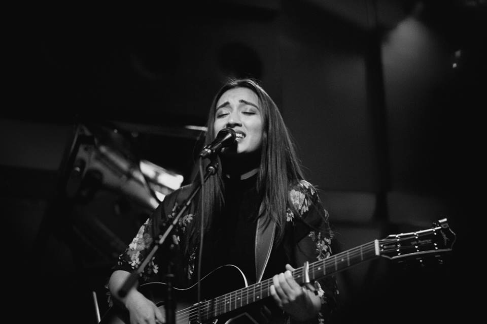 Raye Zaragoza live at Rockwood Music Hall