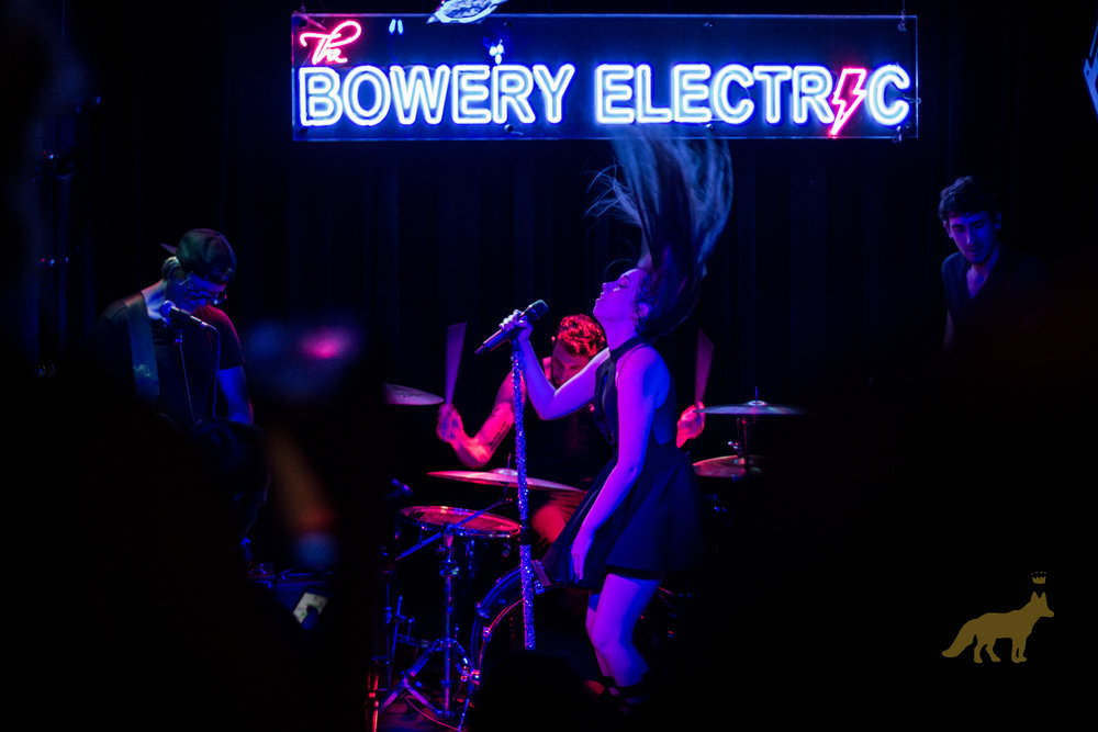 Revel In Romance at The Bowery Electric. Photo courtesy of Kevin Vallejos.