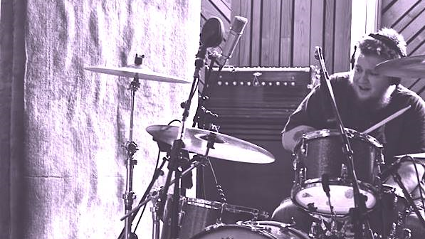 Justin is a wicked drummer from Washington, America. He regularly works at Parr Street, recording and producing Singer Songwriters like myself and Country music. Photo - Chris Howard