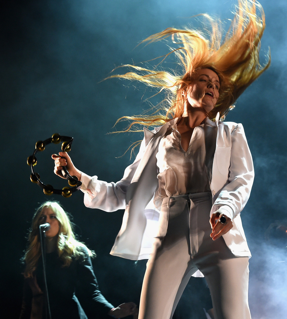 billboard :       One of the best performances we saw at #Coachella2015: Florence and the Machine.