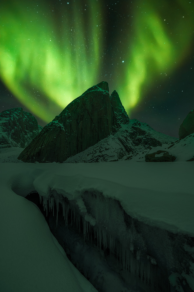 arrivalsandepartures :      Turner Glacier, Nunavut, Canada - by Artur Stanisz