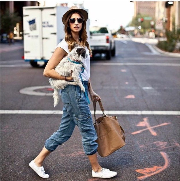keds :     Strolling into the weekend.