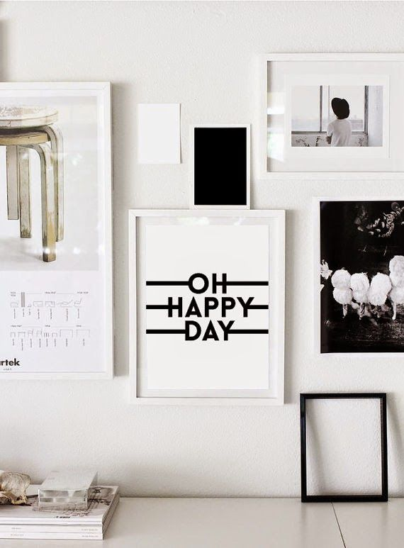 glamour :     Get organized, get happy. Via  Kickcan & Conkers . * Toast