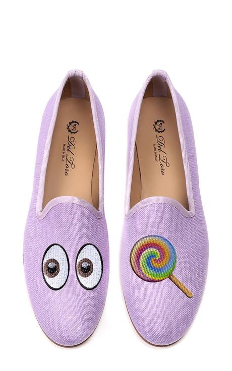 shoelust :      Eye Candy Loafers by Del Toro