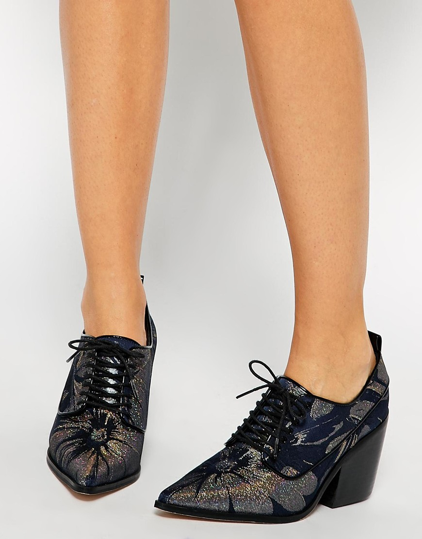 shoelust :      Asos Black