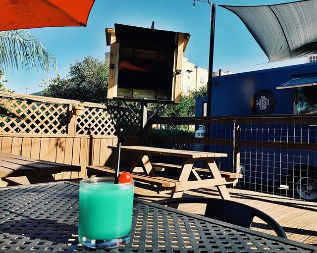 We're open! Come grab some drinks! TV's on the patio are back -- We'll be showing the UH Cougars game tonight, too!