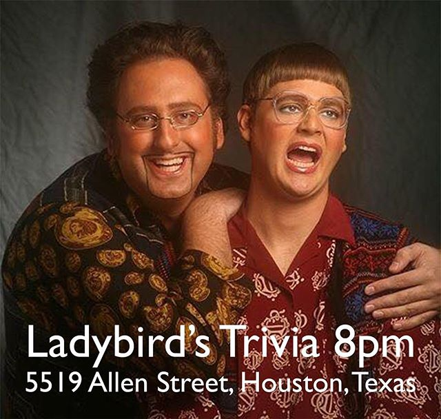 Time for trivia again!! Starts at 8pm! Fajita night and BYOV (bring your own vinyl) tonight too!