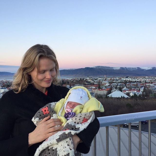 👶🏼Happy Sunday from Iceland👶🏼. #beautybeyondsize #ALDAWomen #ALDABaby